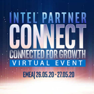 Virtual Intel Partner Connect Asia, June 2-3, 2020.